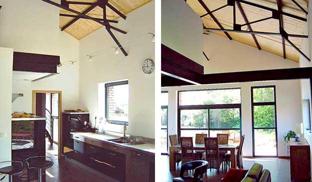 Rénovation de ferme en loft